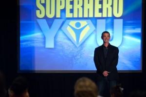 Steven Kotler at SuperheroYou 2012